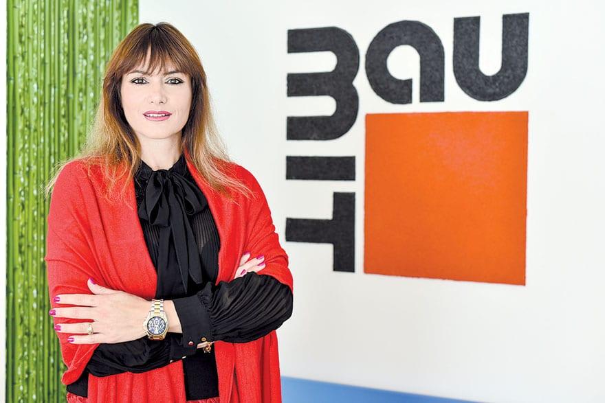 Melanija Pavlović, General Manager, Baumit Serbia d.o.o.