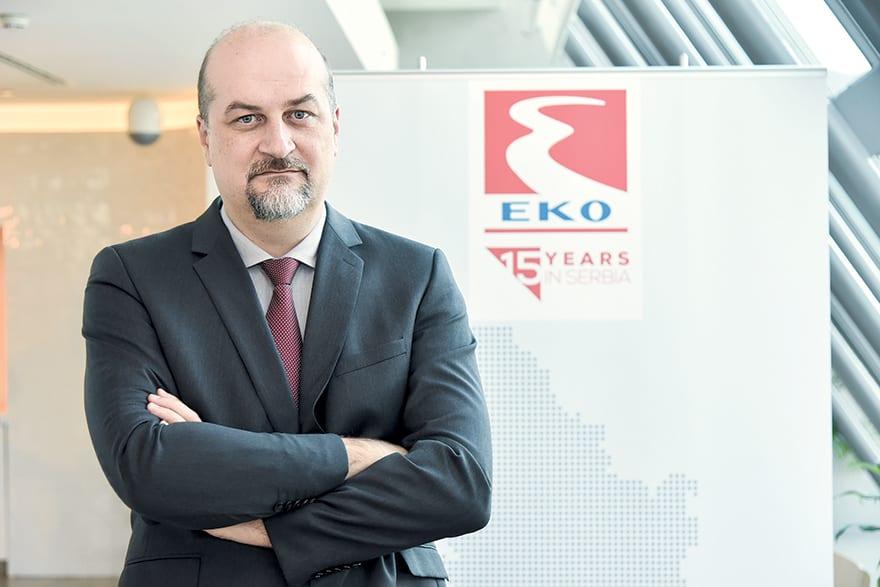 Vuk Radović, Vice Chairman Of The Board And General Manager, Eko Serbia