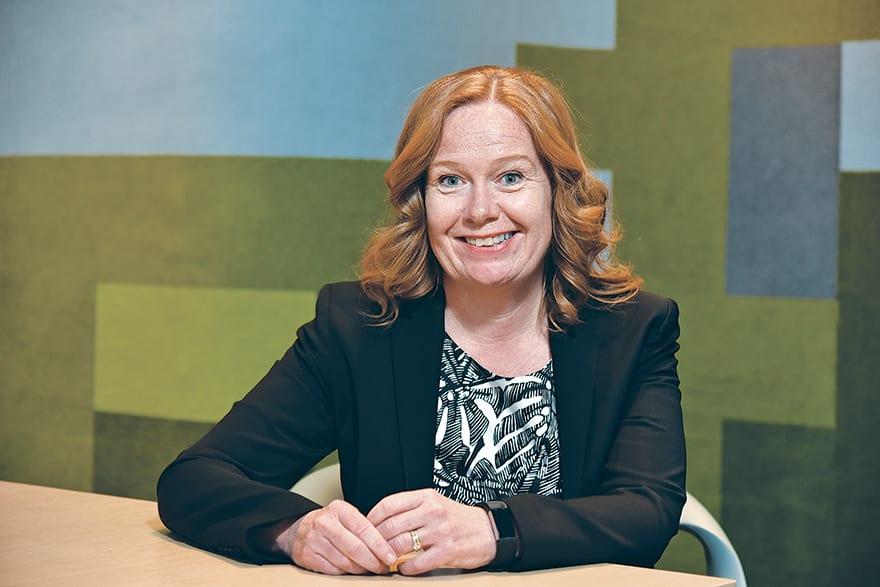 Ingeborg Øfsthus, Vice President Of FIC And Telenor Srbija CEO