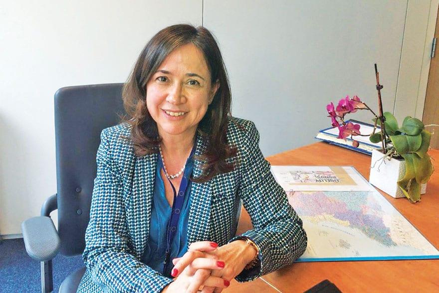 Genoveva Ruiz Calavera, Director For WB At DG NEAR