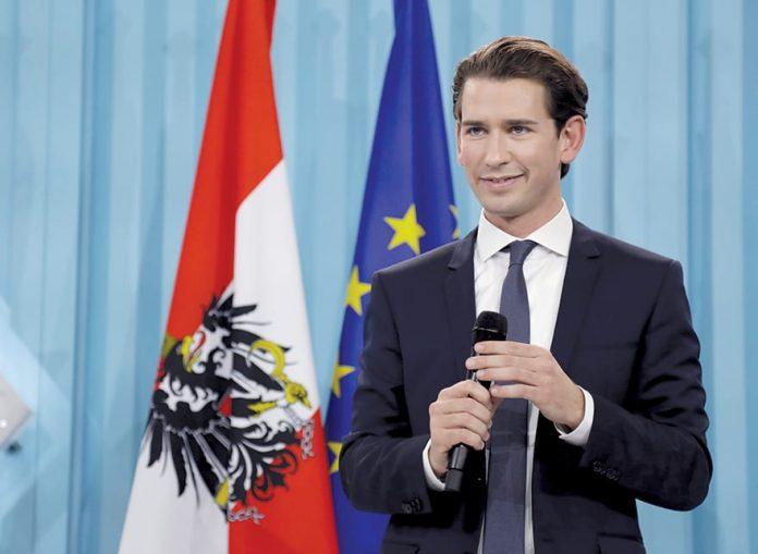 Sebastian Kurz To Form Austrian Government