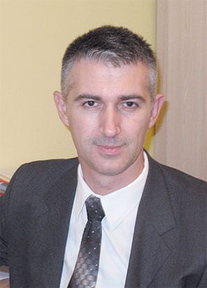 DR SLOBODAN TABAKOVIĆ, ASSOCIATE PROFESSOR AT THE UNIVERSITY OF NOVI SAD'S FACULTY OF TECHNICAL SCIENCES