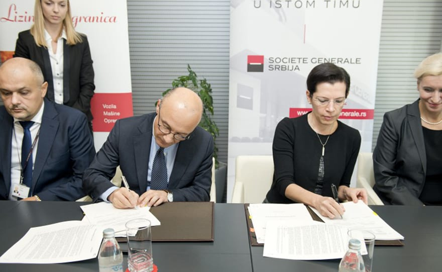 EIB And Societe Generale Sign Contract To Support SMEs