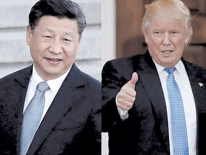 Donald Trump Xi Jinping The World's Most Powerful Man