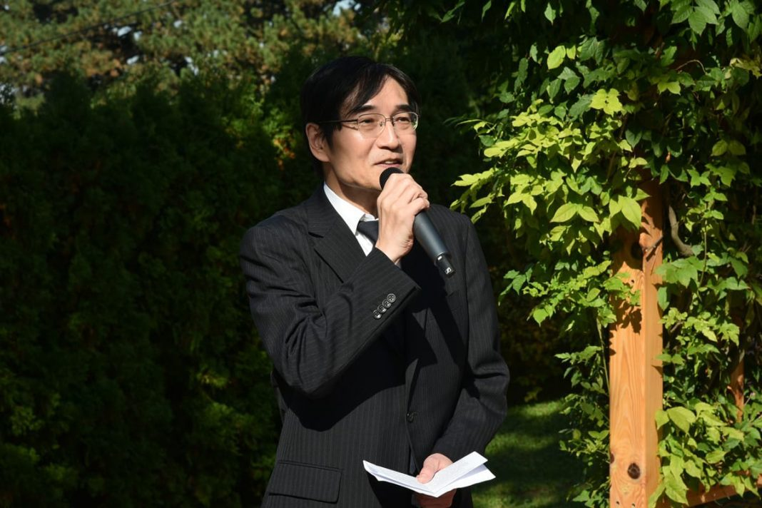 Juichi Takahara Farewell Reception For Ambassador Juichi Takahara 2017
