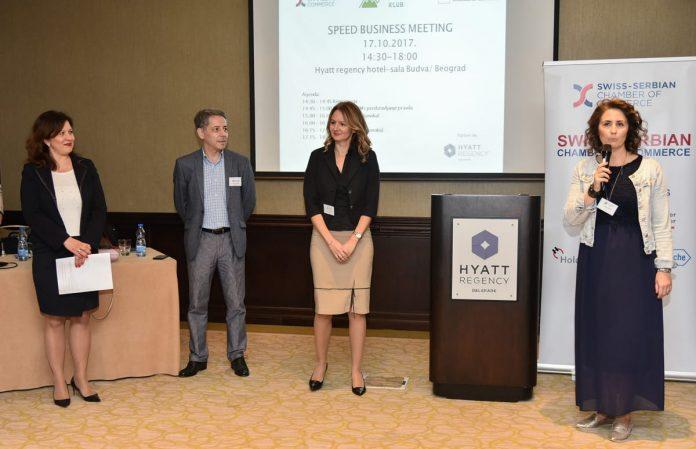 Speed Business Meeting Belgrade 2017
