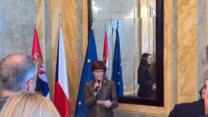 National Day Of The Czech Republic Ambassador Ivana Hlavsova