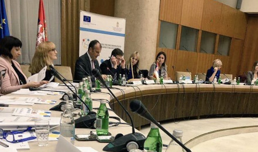 The EU Donated EUR 5.4 Million In Support Of Social Inclusion Sem Fabrizi