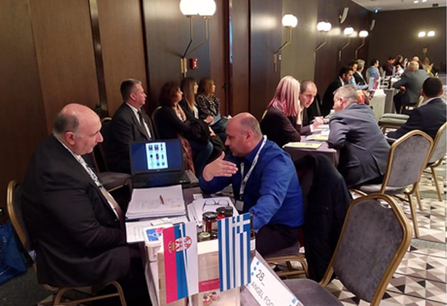 Forum Serbia-Greece: Business Opportunities In The Food & Beverage Sector