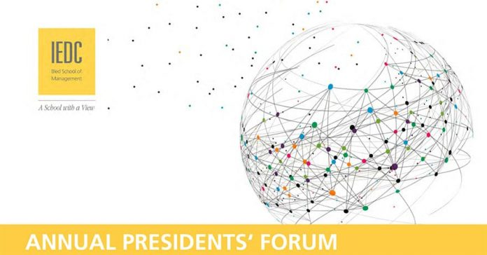 The International Annual Presidents` Forum IEDC