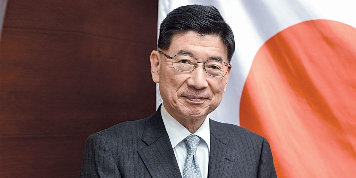 Junichi Maruyama, Ambassador Of Japan To Serbia