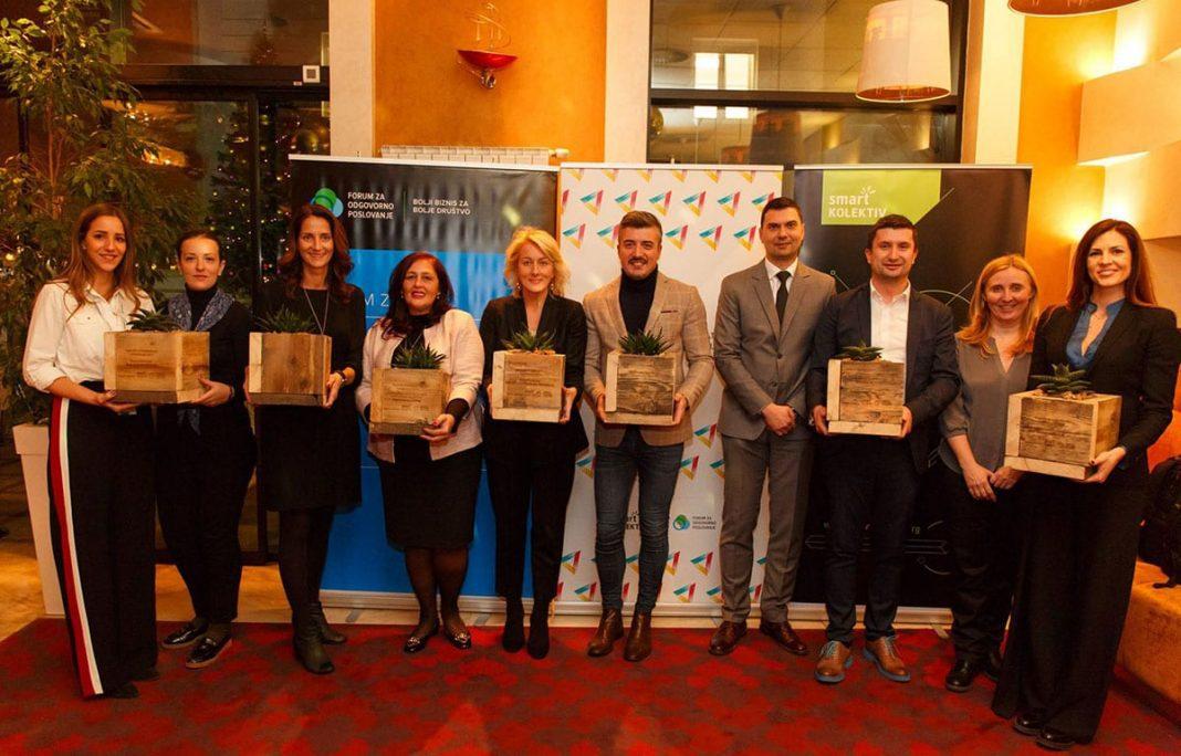 Hemofarm Mentor Programme Award