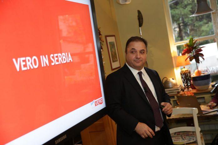 15 Years Of Super Vero In Serbia Nikos Veropoulos