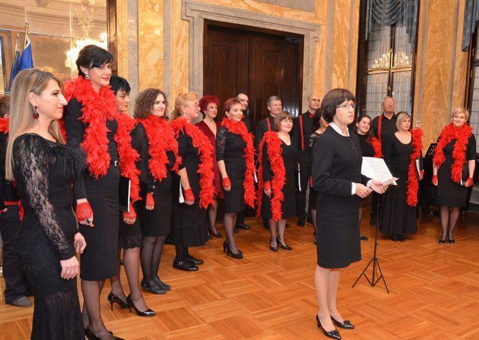 Pre-Christmas Concert At The Czech Embassy Ivana Hlavsová