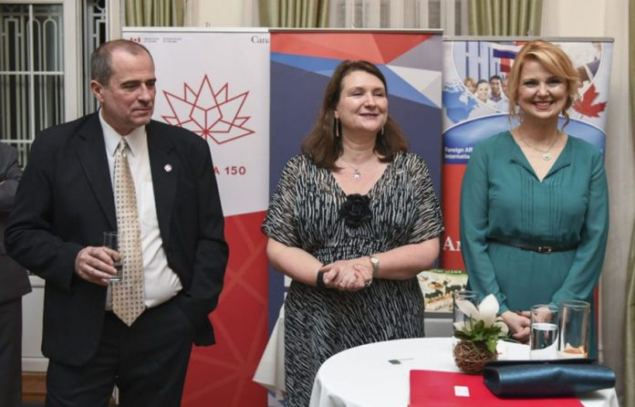 CANSEE Christmas Reception 2017