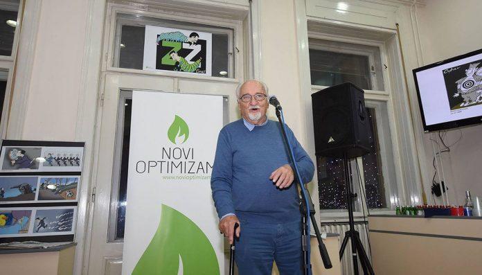 Corax Receives Good Example Of New Optimism Award 2017