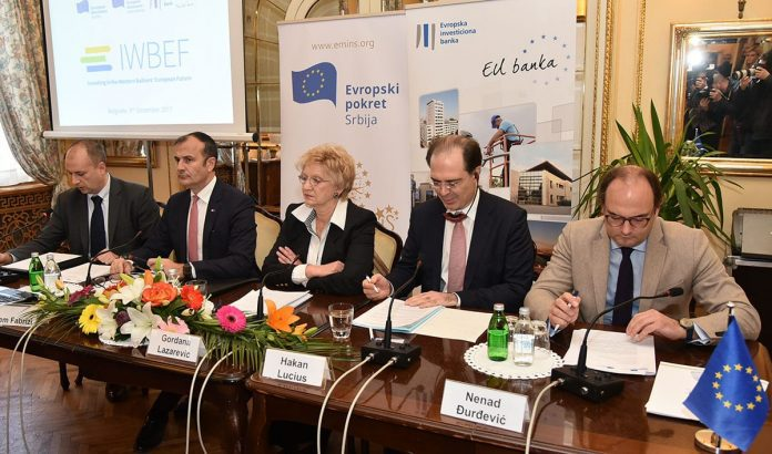 Investing In The European Future Of The Western Balkans 2017