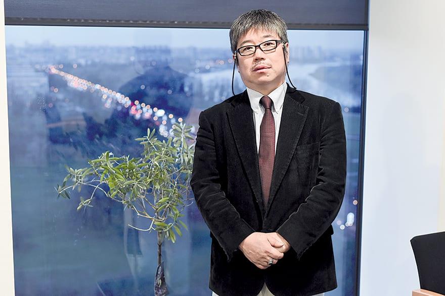 Kobayashi Hideya, Resident Representative, JICA Balkan Office