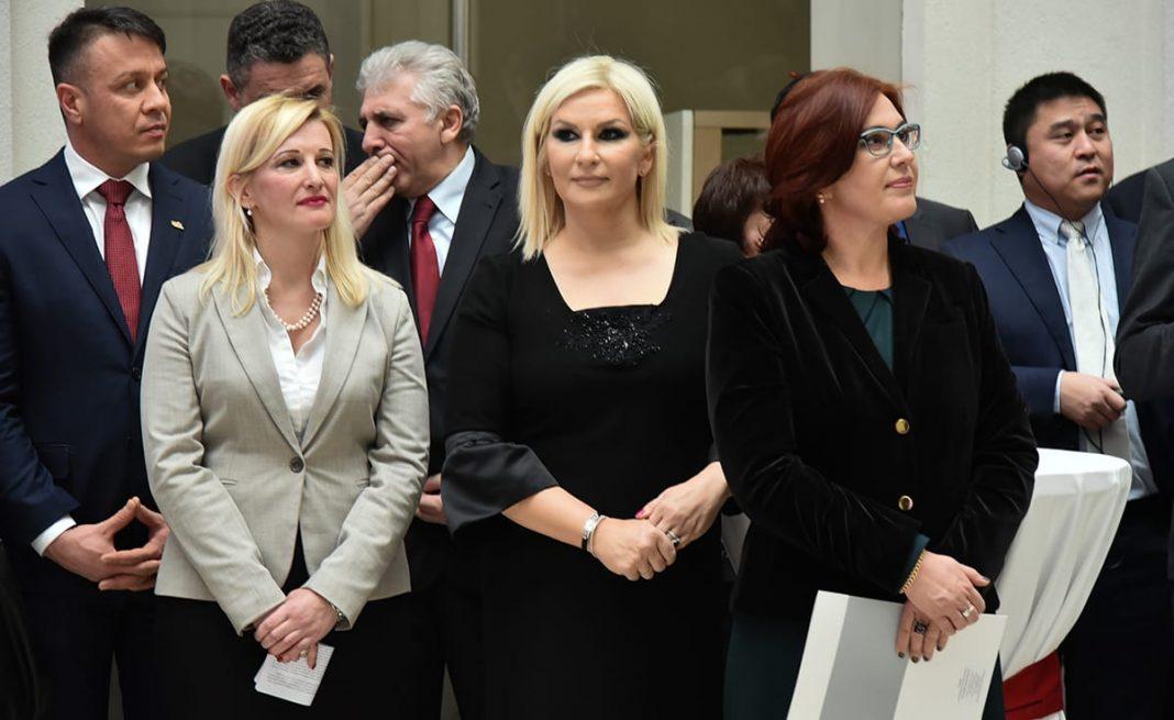 Ministry Of Construction Marks Its 3 Year Anniversary Zorana Mihajlovic