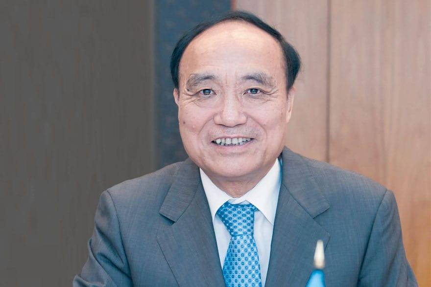 Houlin Zhao International Telecommunication Union (ITU) Secretary-General
