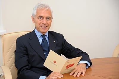 H.E. ALBERTO DI LUCA