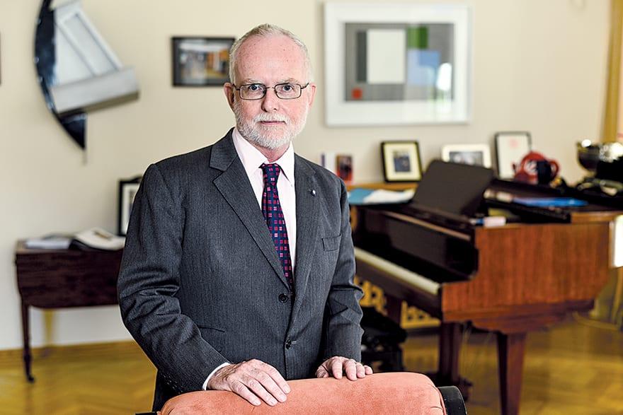 H.E. Denis Keefe
