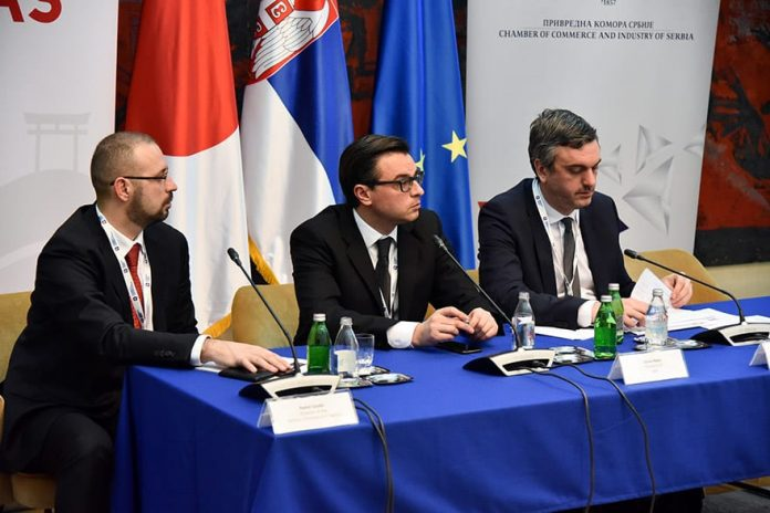 Serbian Business Opportunities Presented To The Japanese Delegation