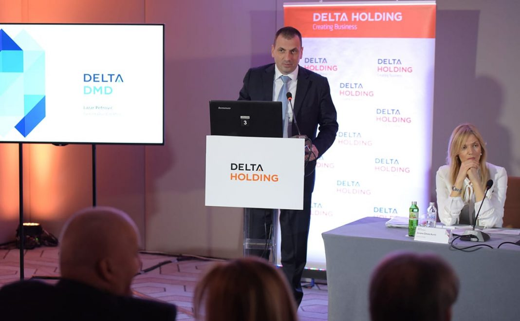 Delta Holding Invests 600m Euros In Real Estate Projects