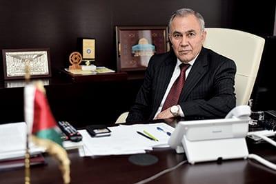 H.E. Mohammed K. M. Nabhan