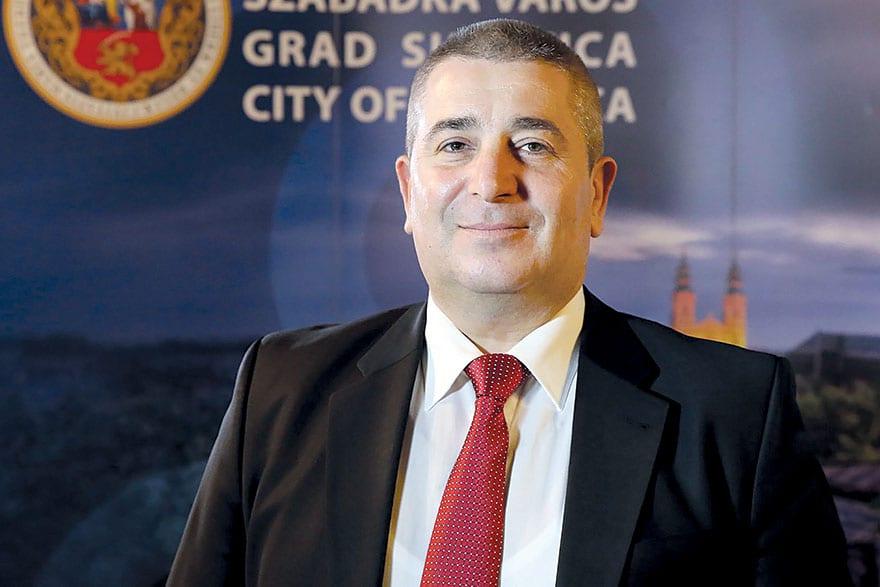 Bogdan Laban, Mayor of the City of Subotica