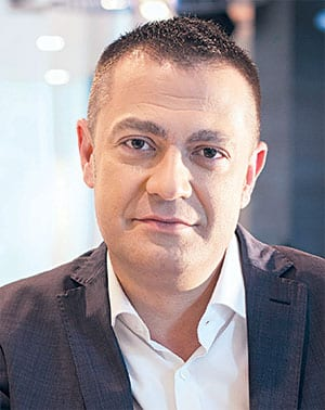 Branko Mitrović, Chief Corporate Affairs Officer, Telenor
