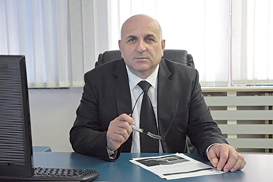 Vidoje Petrovic Mayor Of Loznica