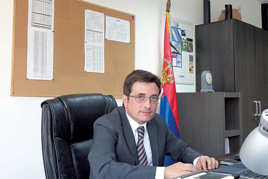 Dejan Vukotić Director At AOFI