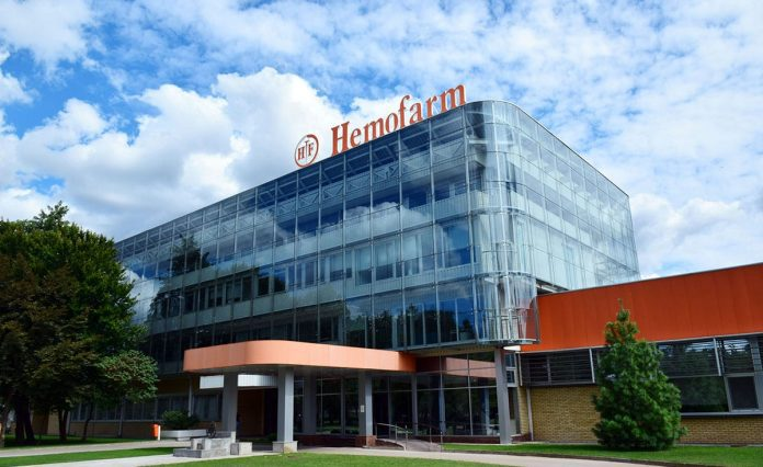 Hemofarm Stada New Centre For CEE