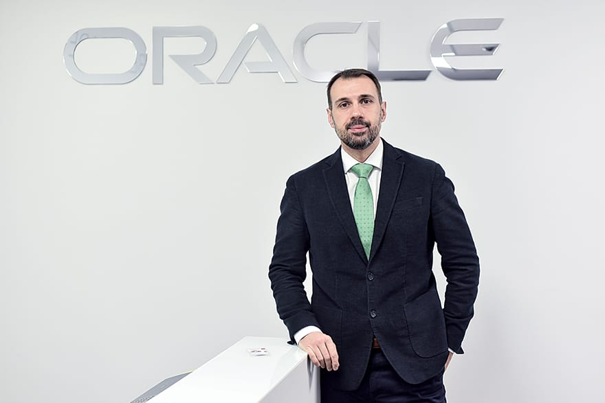 Vladimir Knežević, Country Managing Director, Oracle Serbia