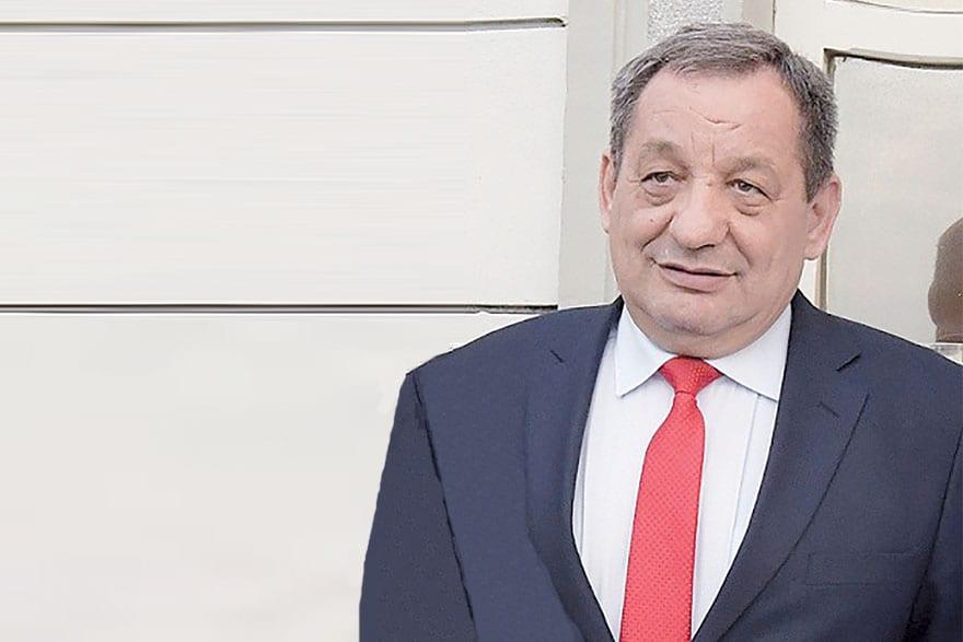 Radisav Čučulanović, President Of The Municipality Of Kladovo