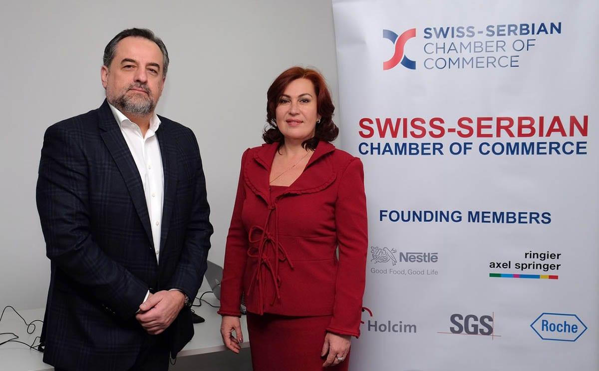 New President Of SSCC Elected Majo Micovic Yana Mikhailova