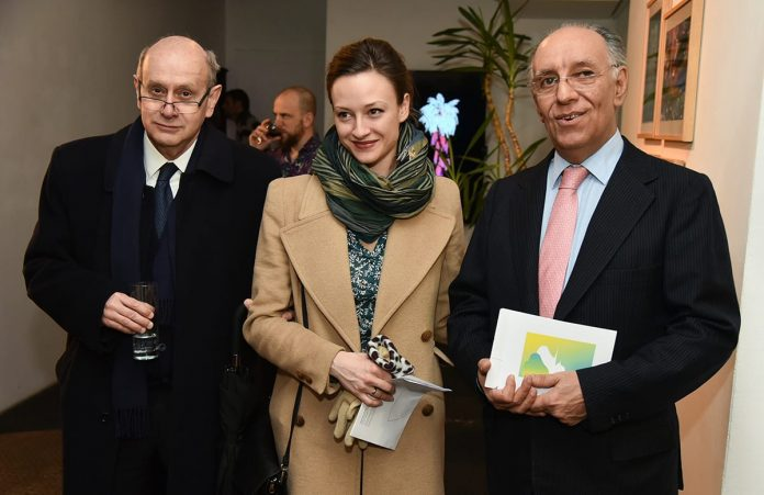 Argentine Artists Exhibit In Belgrade 2018