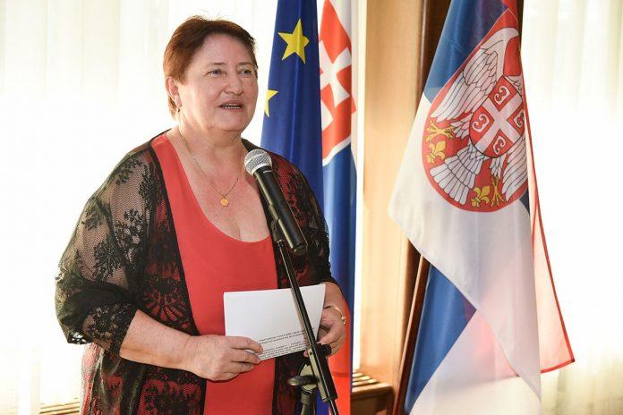 Dagmar Repčeková Anniversary Of Slovakia's Founding 2018
