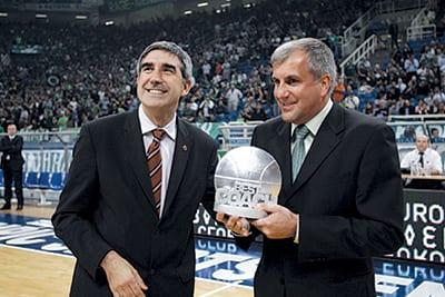 JORDI BERTOMEU and ŽELJKO OBRADOVIĆ