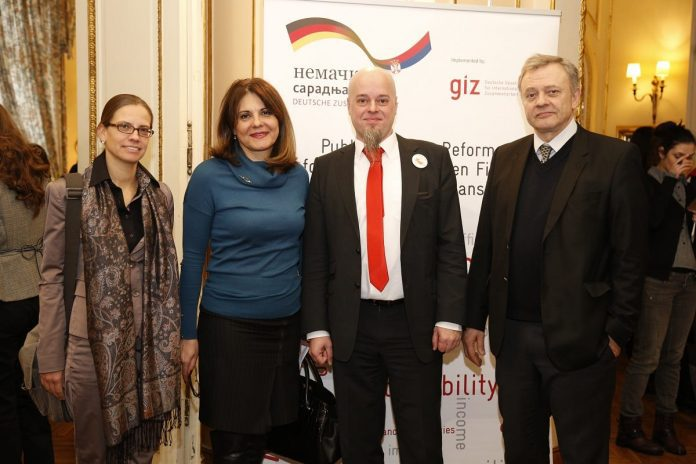 GIZ 15 Years Of Public Finance Reform