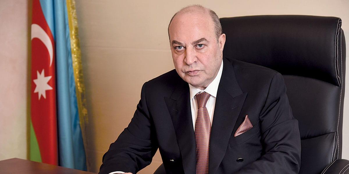 Eldar Hasanov Ambassador Of Azerbaijan To Serbia