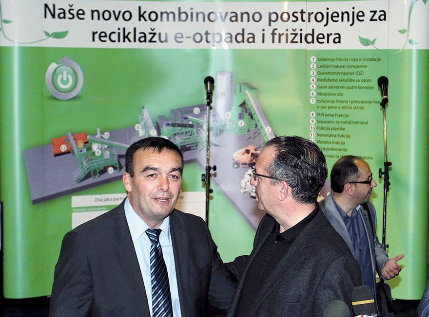 Vujadin Šćekić, Director, Jugo-Impex d.o.o. Niš