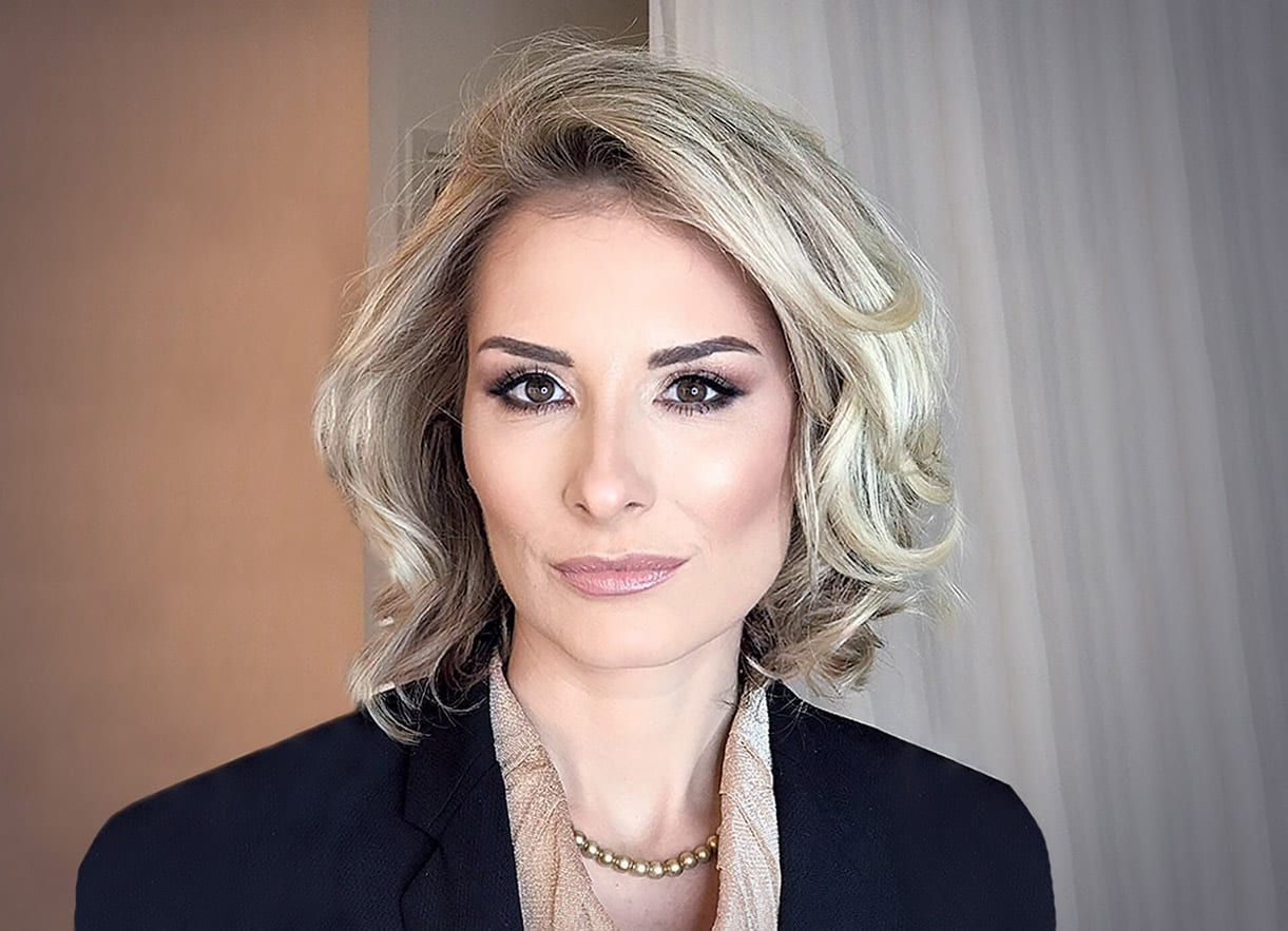 Jelena Pavlović, President Of The Amcham Board Of Governors, CEO Of Philip Morris Services