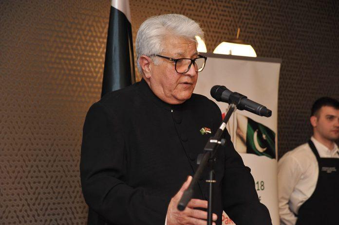 National Day of Pakistan 2018 Syed Adil Gilani
