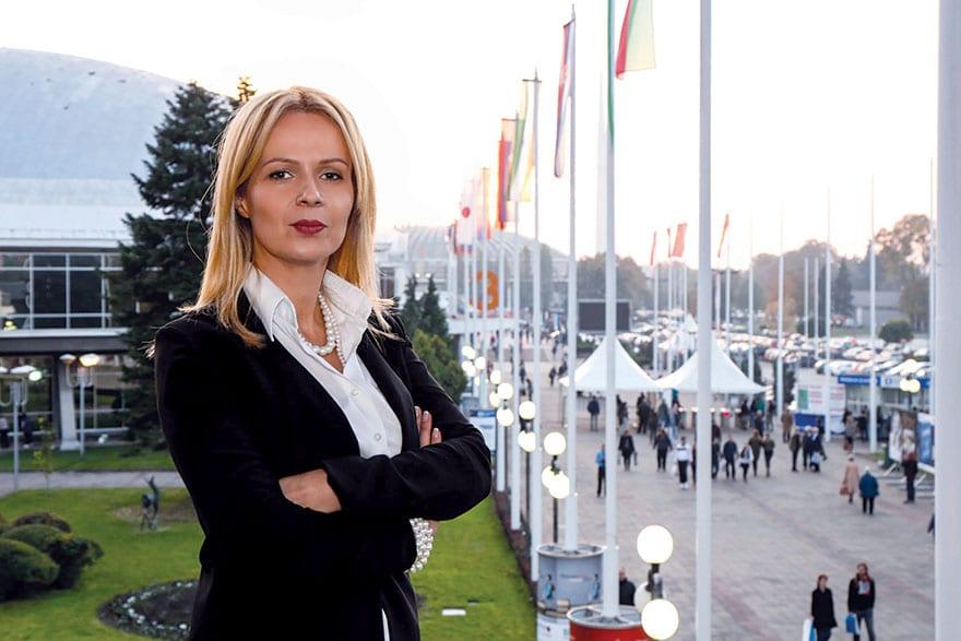 Danka Selić Belgrade Fair
