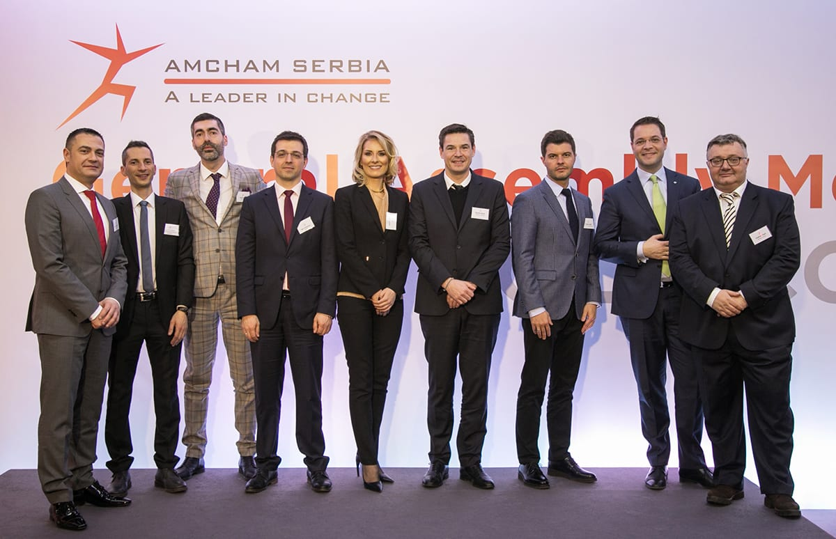 New Managing Board Of AmCham Elected