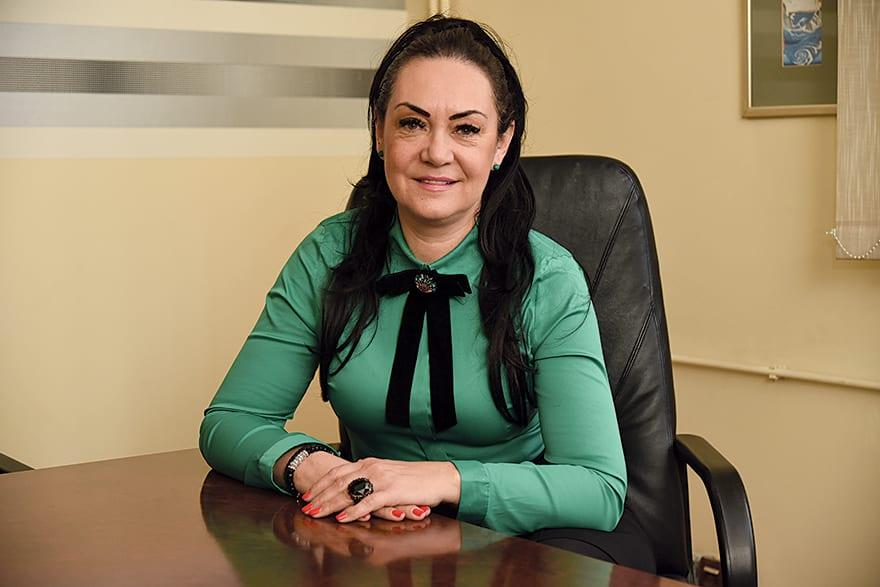 Biljana Filipović, Minister's Deputy, Sector For International Cooperation And European Integration, Ministry Of Environmental Protection