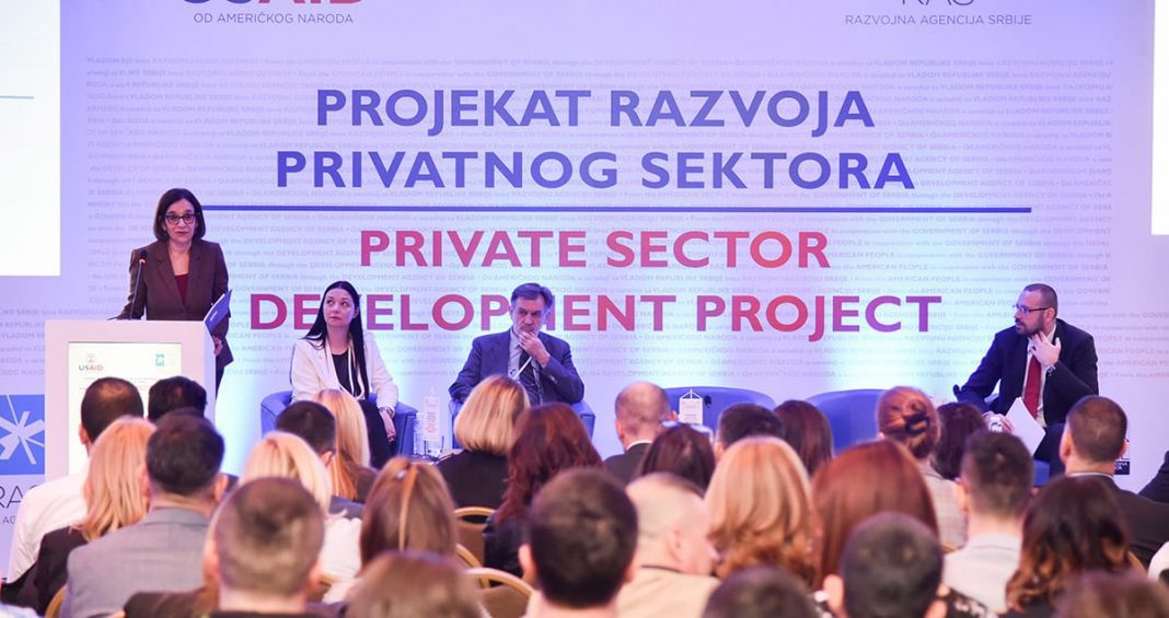 RAS And USAID Joint Project Help The Development Of SMEs In The South And SW Serbia