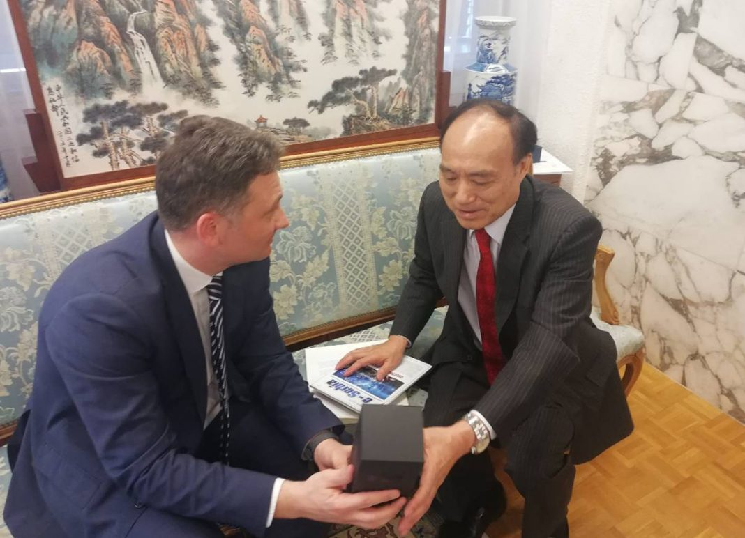 Houlin Zhao To Visit Serbia This Year
